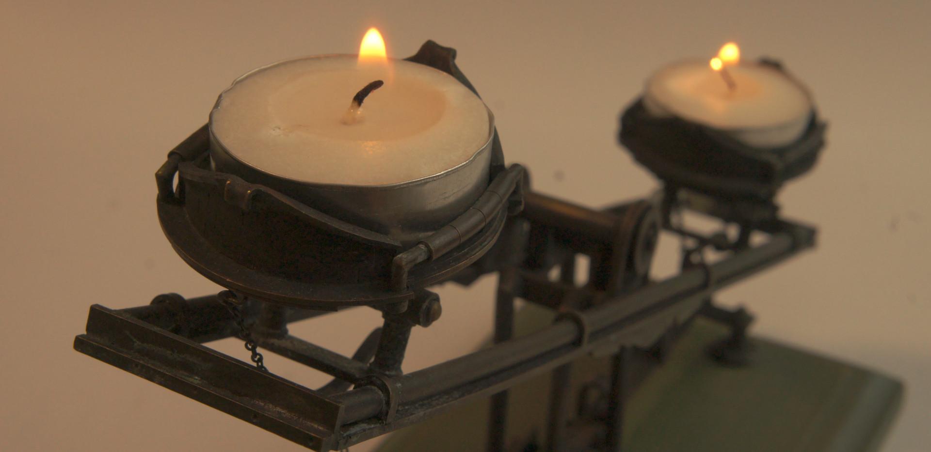 暖かな灯り