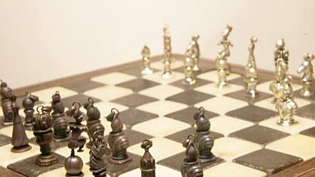 チェス ペンダントトップ