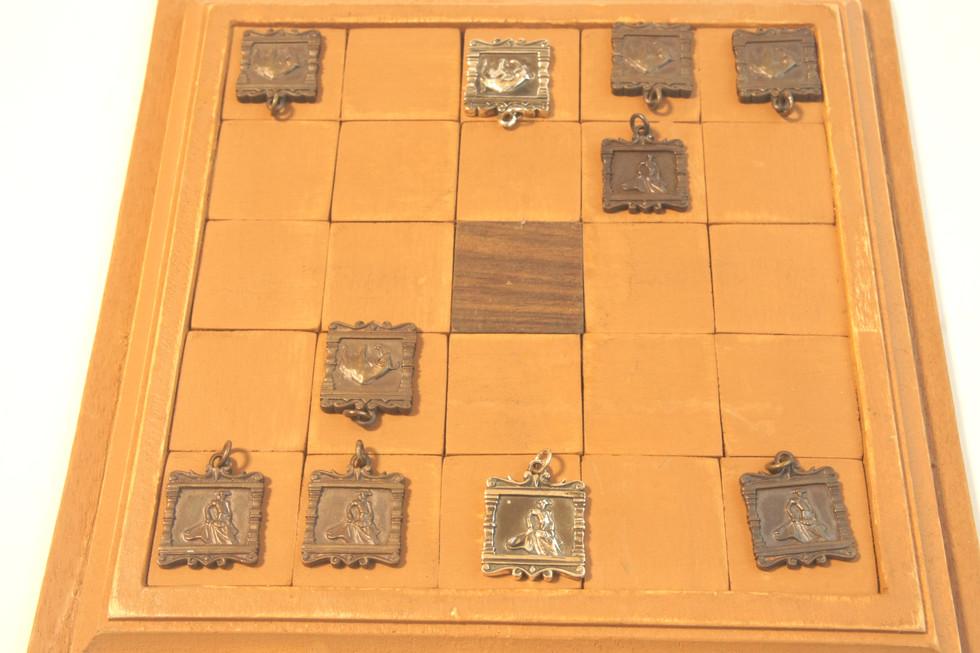 5×5のボードで遊ぶ