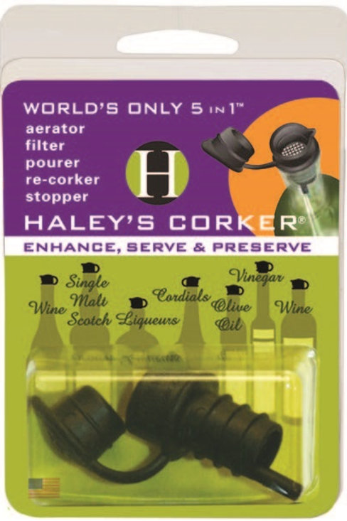 Haley's Corker - Individually Packaged
