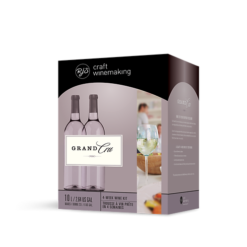 Grand Cru Chardonnay 10L