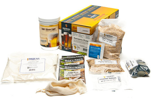 Continental Pilsner ingredient package (classic)