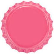 Pink  Crown Caps
