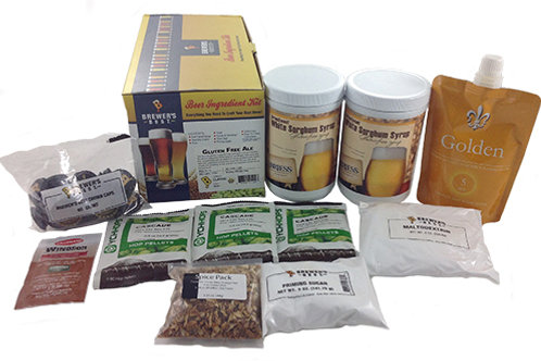 Gluten Free Ale Ingredient Package (classic)