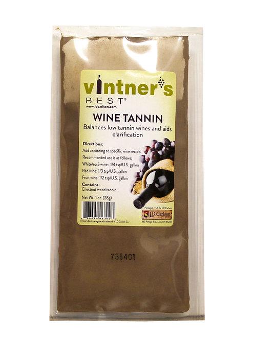 Wine Tannin (1oz)