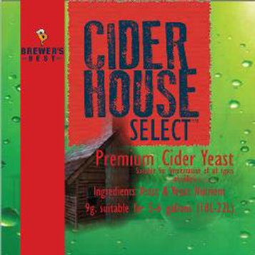 Brewers Best Cider House Select