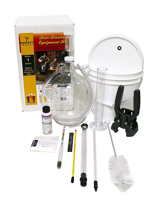 Brewers Best Beer Equipment Kit (1 gallon)