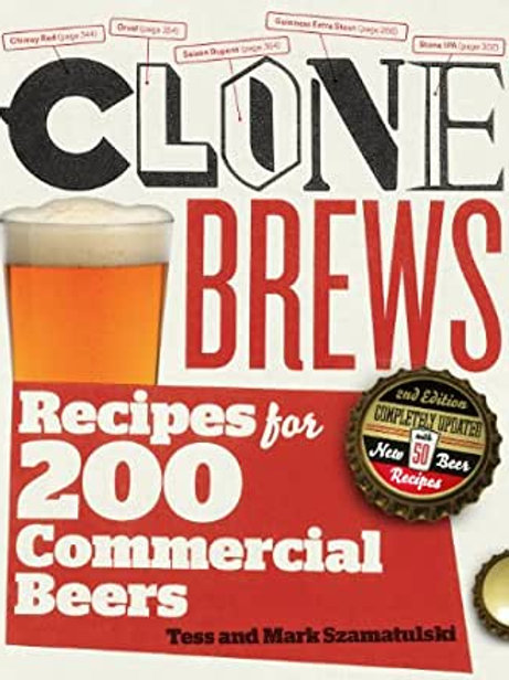 Clone Brews: Recipes for 200 Commerical Beers