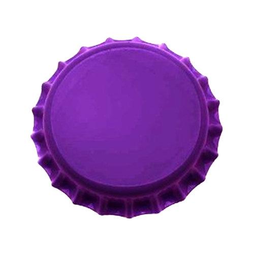 Purple Crown Caps