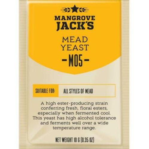 Mangrove Jack's Mead Yeast M05