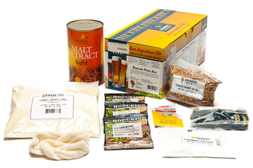 English Pale Ale Ingredient Package (classic)