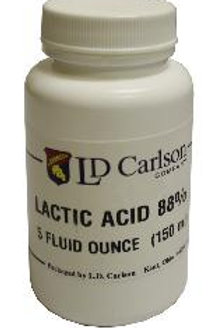 Lactic Acid 88% (150 ml)