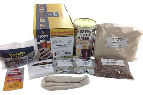 American Amber ingredient package (classic)