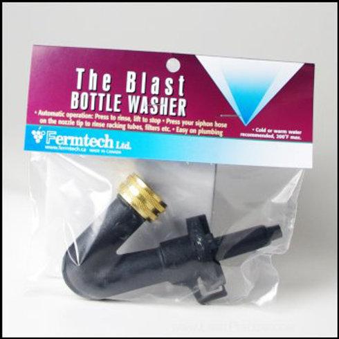 The Blast Bottle Washer