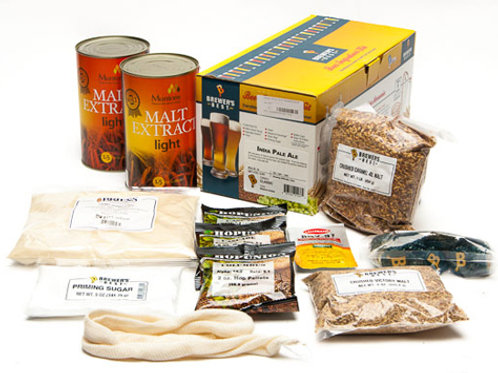 India Pale Ale ingredient package (classic)