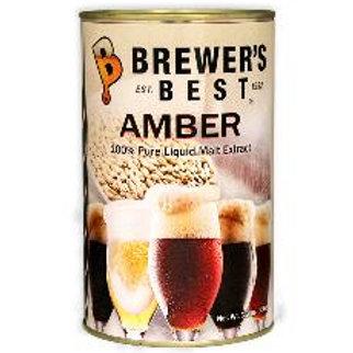 Hopped Amber Liquid Malt Extract, 3.3 lb