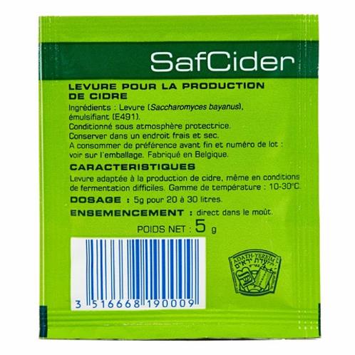 Fermentis - SafCider