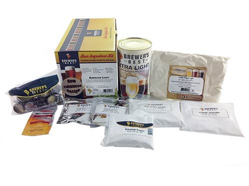 American Light ingredient package (classic)
