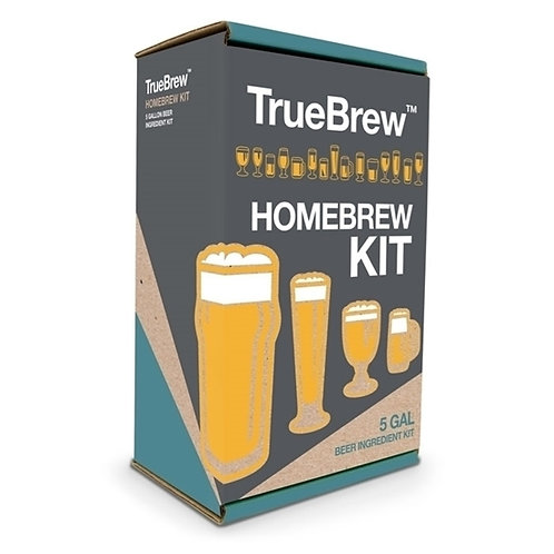 True Brew Hard Seltzer Kit (5 gallon) - Pineapple