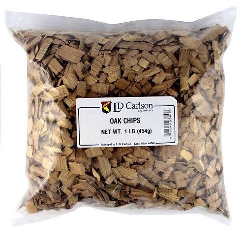 American Oak Chips, 1 lb