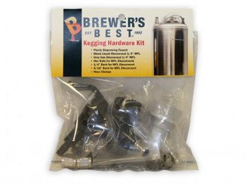 Brewers Best Kegging Hardware Kit