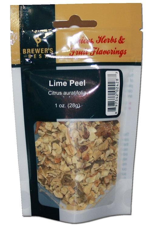 Lime Peel (1oz)