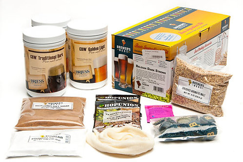 Belgian Dark Strong Ingredient Kit