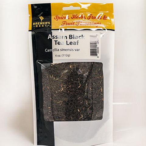 Assam Black Tea Leaves, 4oz