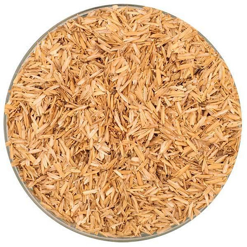 Rice Hulls 1 lb Bag