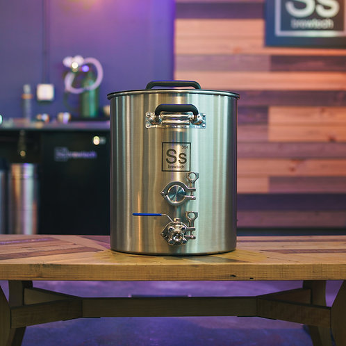 SS Brewtech 10 gallon TC Kettle