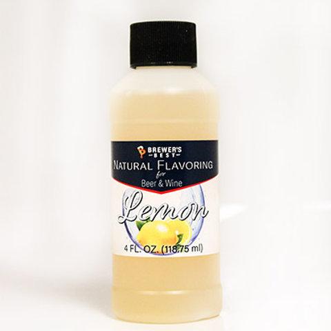 Natural Lemon Flavoring