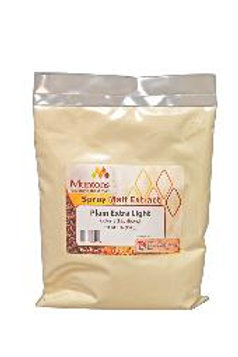 Muntons Plain Extra Light Dry Malt Extract, 1 lb  bag