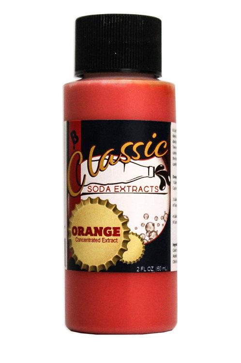 Orange Soda Extract, 2 oz