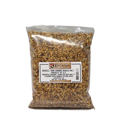 Briess 2-Row Caramel Munich, 1 lb (60L)