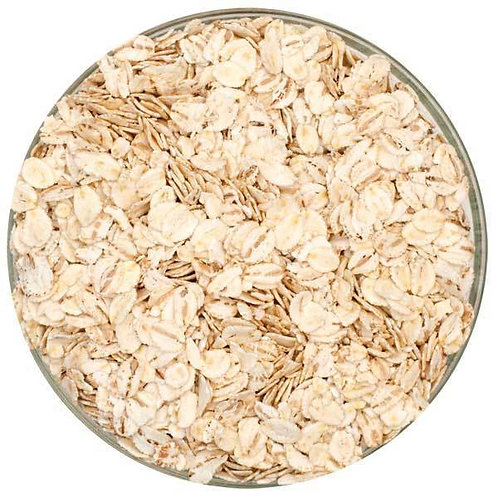 Flaked Barley 1 lb Bag