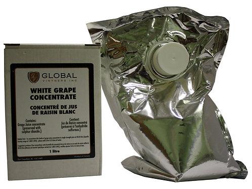 White Grape Concentrate, 1 Liter