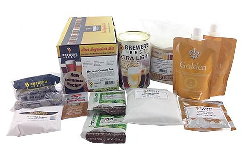 Belgian Golden Ale Ingredient Kit
