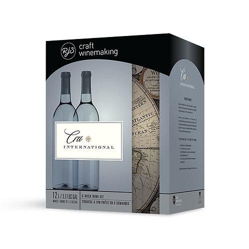 Cru International California Chardonnay 12L