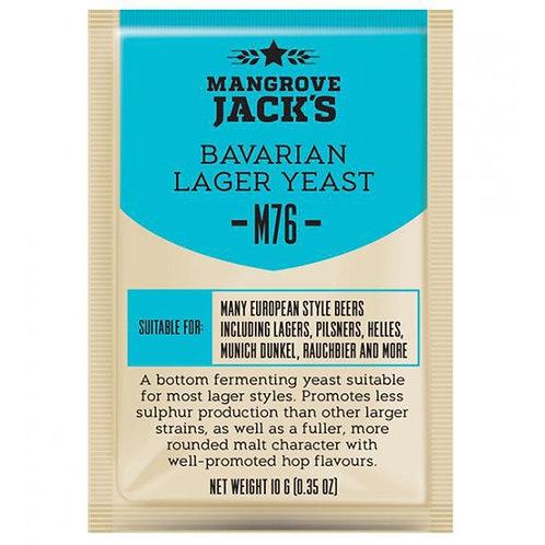 Mangrove Jack Bavarian Lager Yeast M76