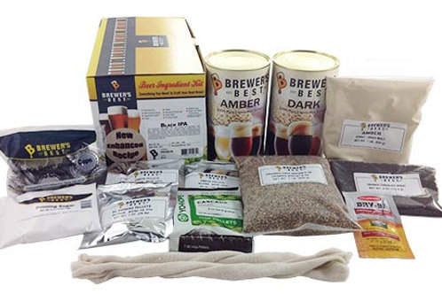 Black IPA Ingredient Kit