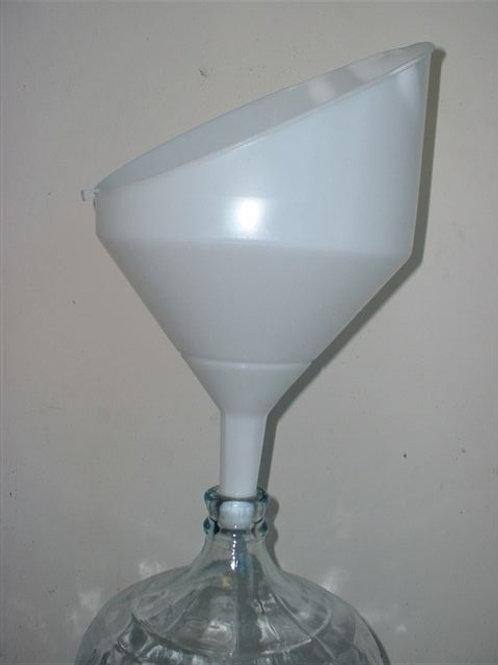 Anti-Splash Funnel