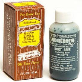 Birch Root beer Extract, 2 oz