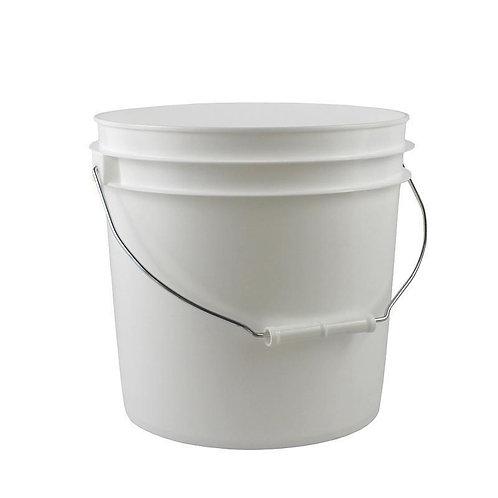 Plastic Fermenting Bucket (2 gallon)