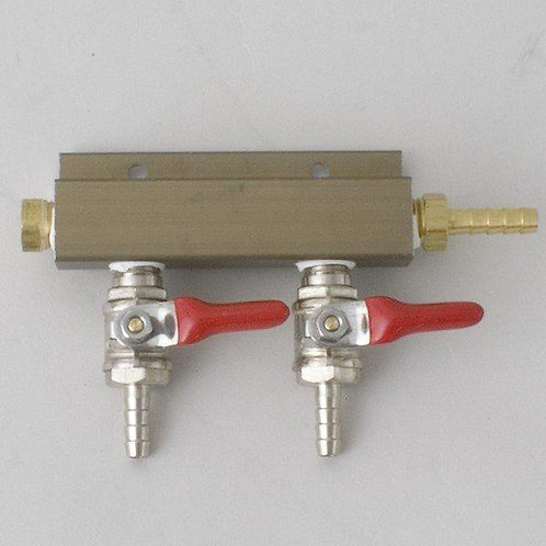 2-Way Gas Manifold