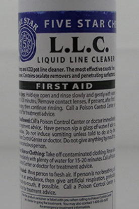 Liquid Line Cleaner, 4 oz