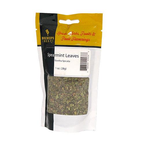 Spearmint Leaves, 1oz