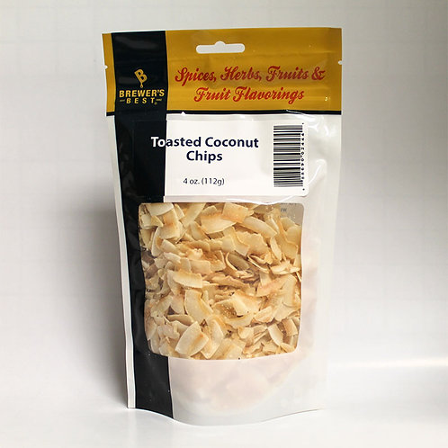 Toasted Coconut Chips, 4oz