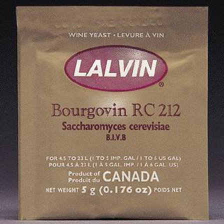 Lalvin Bourgovin RC-212