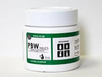 PBW Tablets, 30ct