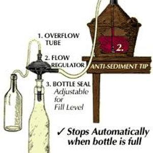 Super Automatic Bottle Filler